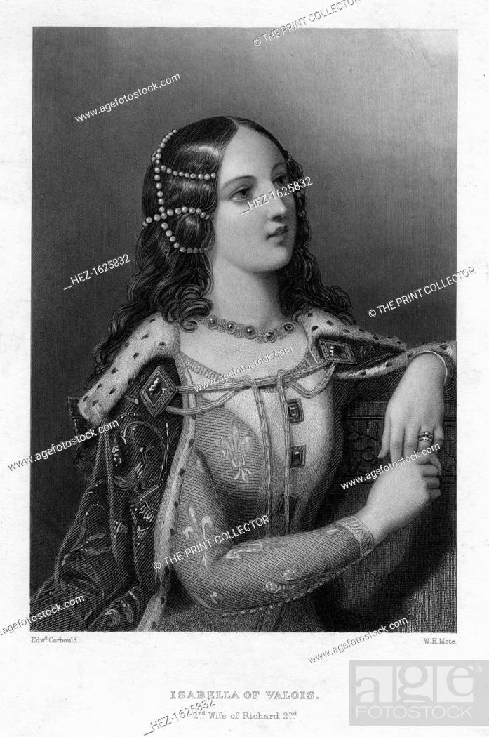 Isabella of Valois, second wif...
