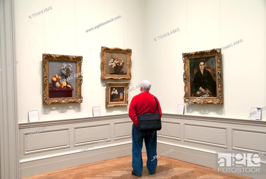 Stock Photo: Metropolitan Museum of Art, New York City,.