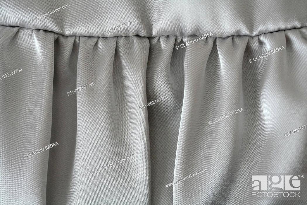 Stock Photo: Silk Background.