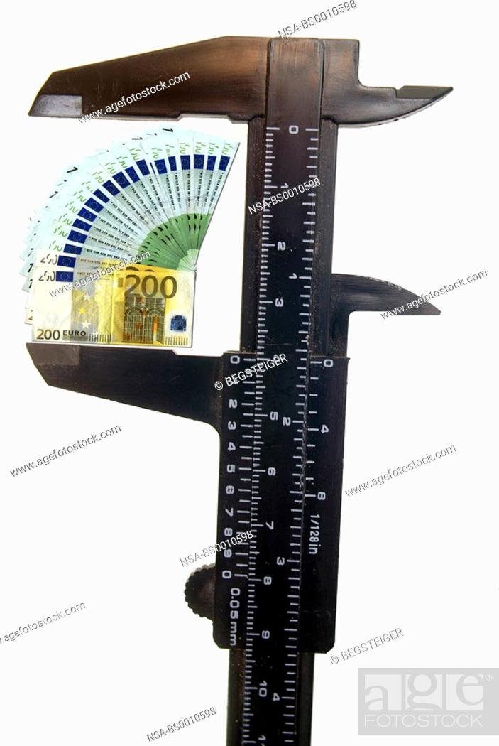 Symbolic For Euro In Squeeze Stock Photo Picture And Rights