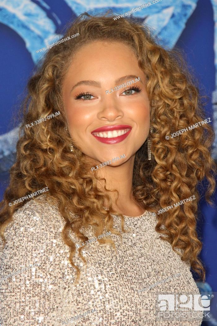 """Stock Photo: Shelby Simmons at Disney's """"""""Frozen II"""""""" World Premiere held at the Dolby Theatre in Hollywood, CA, November 7, 2019. Photo Credit: Joseph Martinez / PictureLux."""