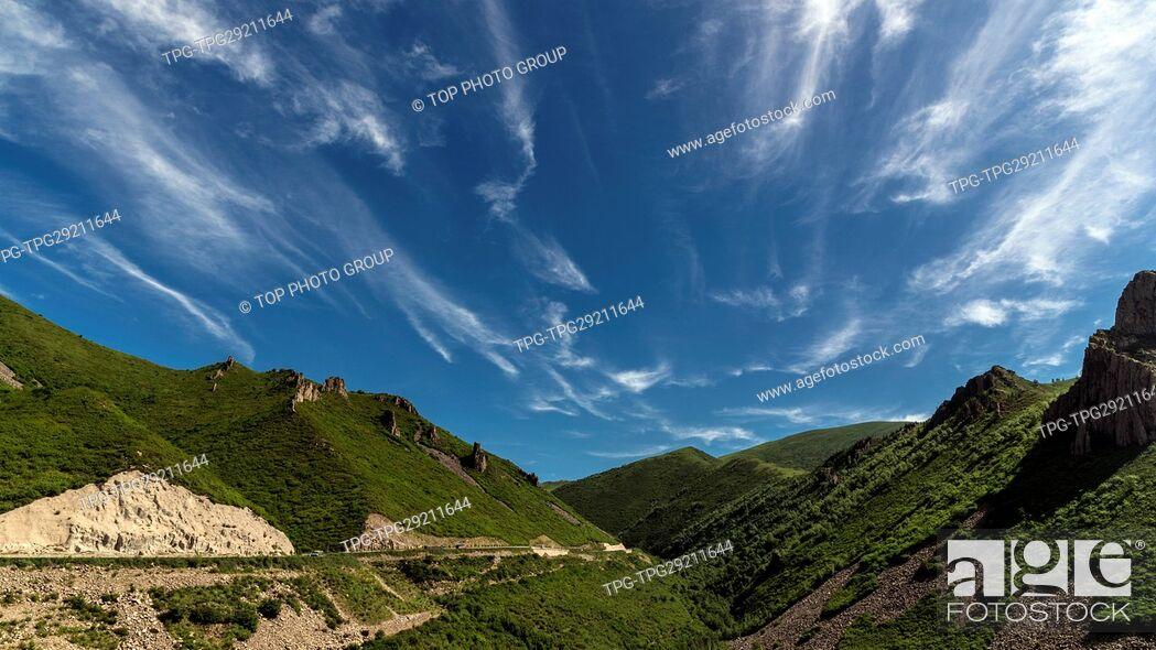 Imagen: Fengning; Hebei; China.