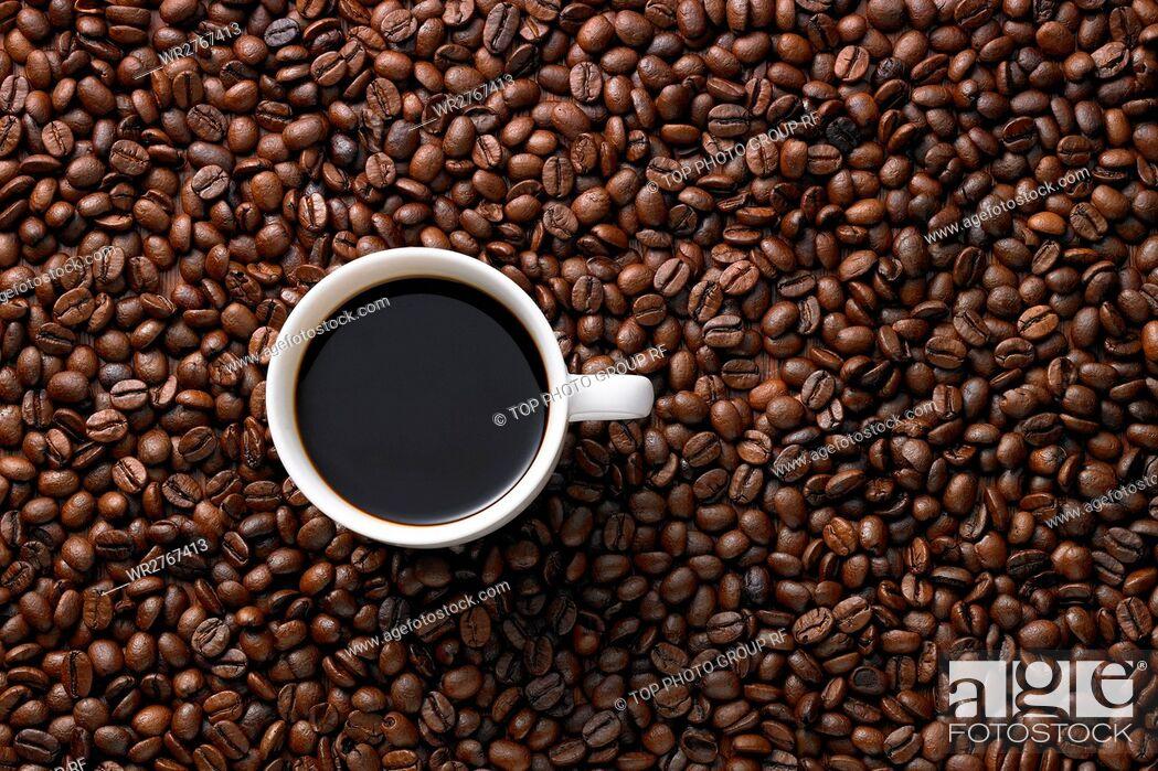 Stock Photo: Coffee Time.
