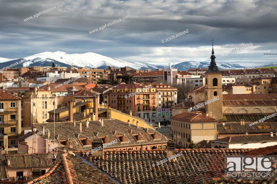 Stock Photo: Segovia.