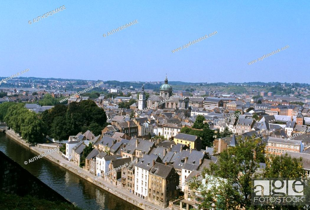 Stock Photo: Belgium - Wallonia - Nameur.