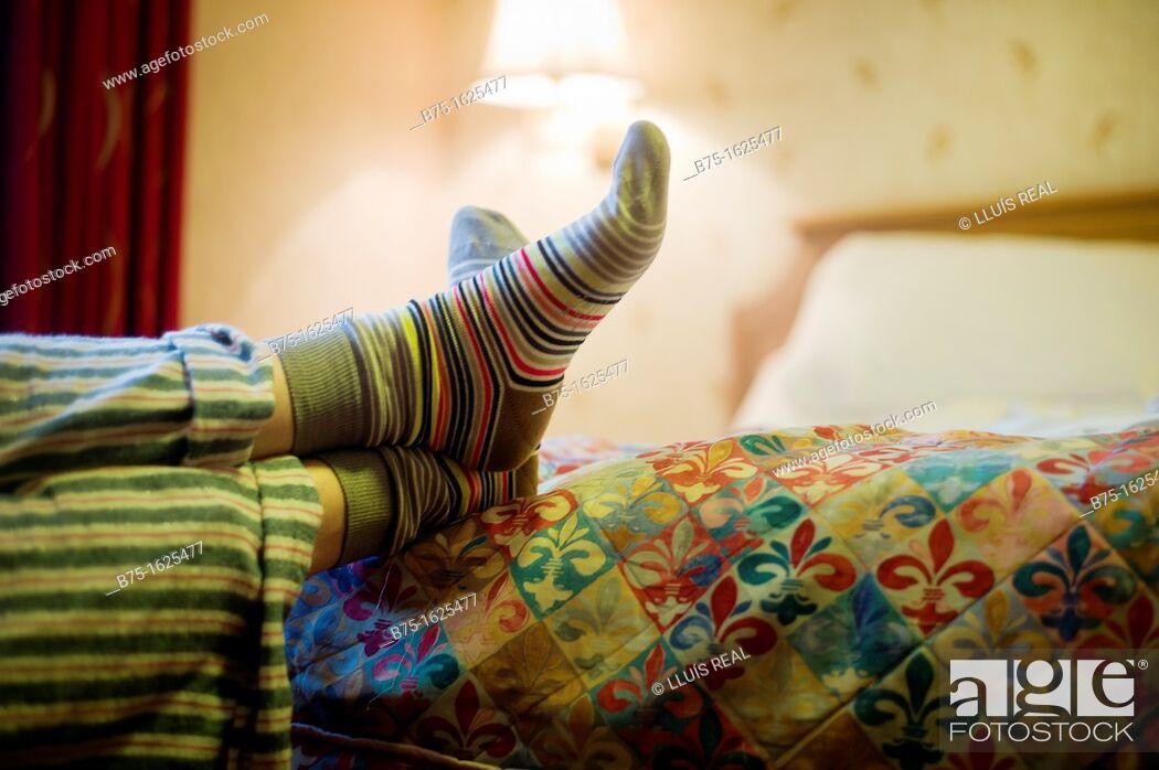 Stock Photo: Socks.