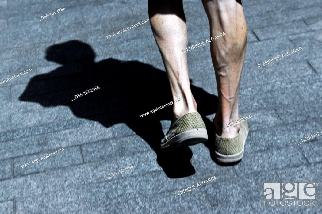 Stock Photo: pedestrian.