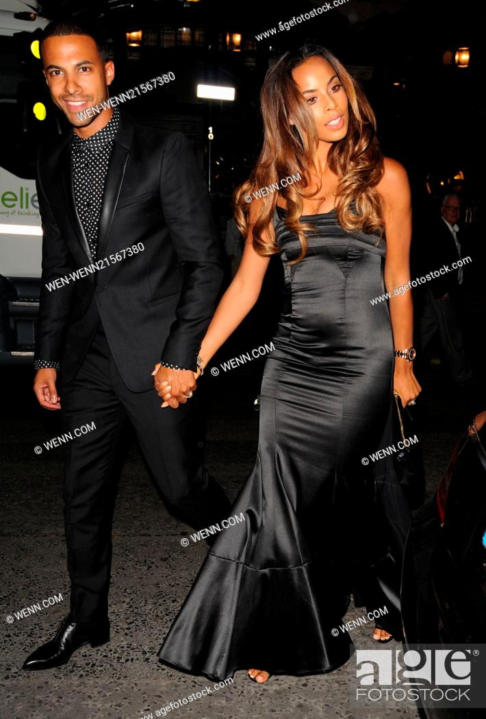 Cheryl Cole Wedding Party Held At The Library On St Martins Lane