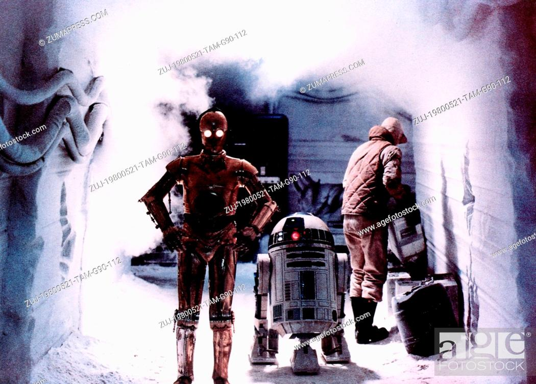 Stock Photo: RELEASE DATE: May 21, 1980  MOVIE TITLE: Star Wars: Episode V - The Empire Strikes Back  STUDIO: 20th Century Fox DIRECTOR: Irvin Kershner  PLOT: Fleeing the.