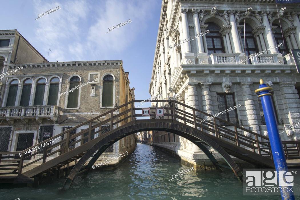 Imagen: Venice, Veneto, Italy: Grand Canal.