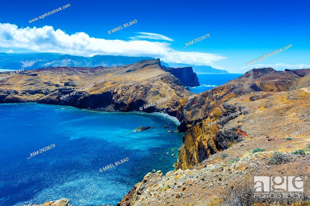 Imagen: Punta de San Lorenzo. Madeira, Portugal, Europe.
