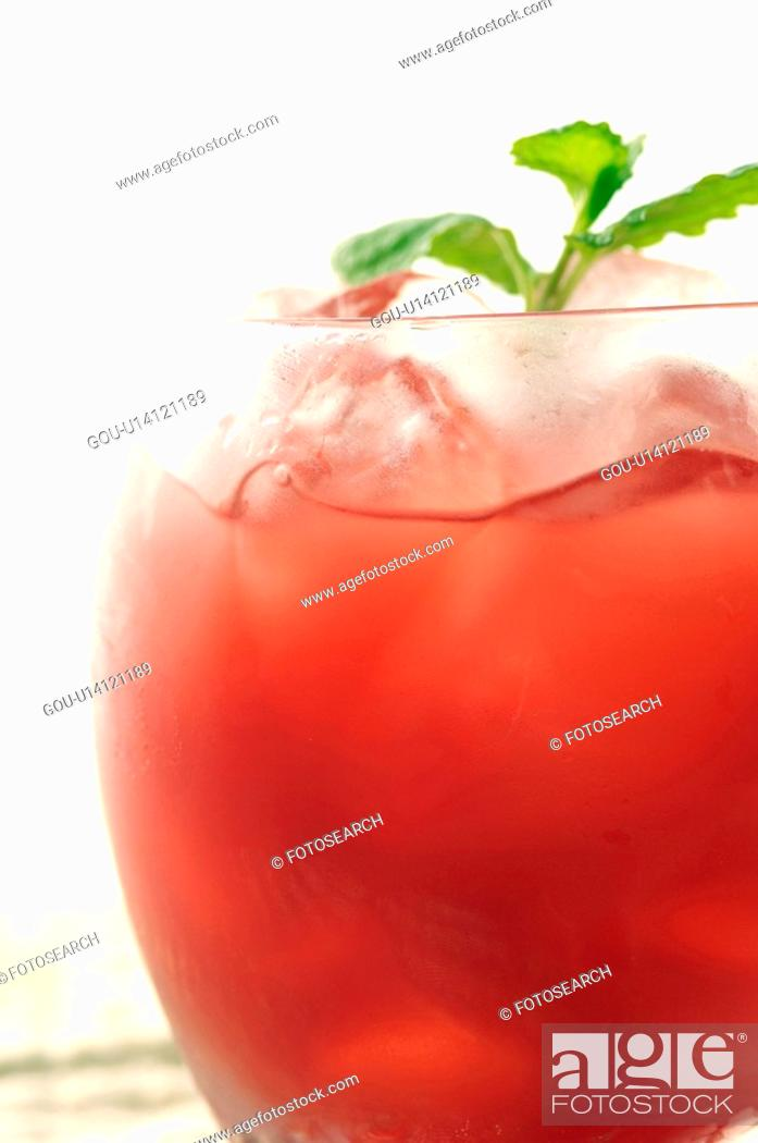 Stock Photo: Drink.
