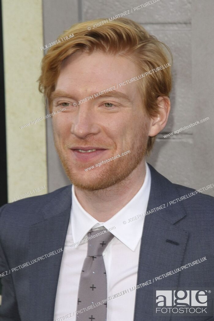 """Imagen: Domhnall Gleeson at Warner Bros. Pictures' """"""""The Kitchen"""""""" Premiere held at the TCL Chinese Theatre, Los Angeles, CA, August 5, 2019."""