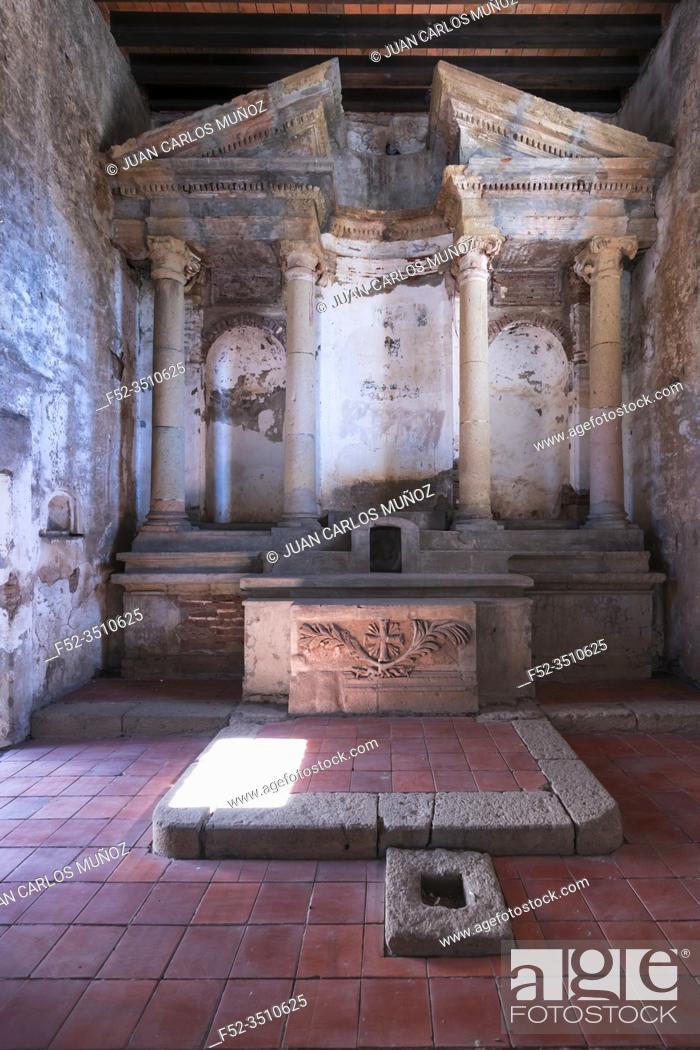 Imagen: Concepcion church, Jala village, Riviera Nayarit, Nayarit state, Mexico, Central America, America.