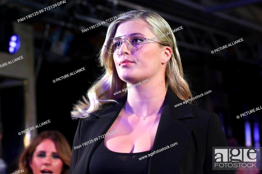 24 January 2019 Bavaria Munchen Luna Schweiger Actress