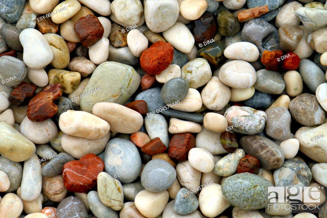 Imagen: pebble stones.