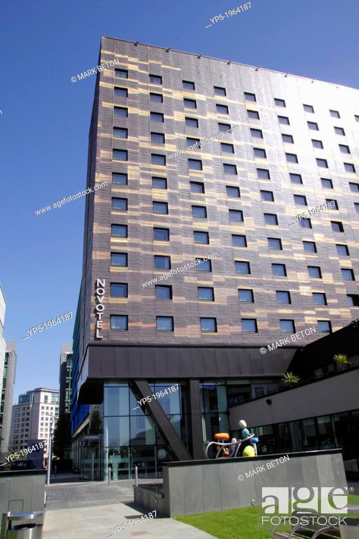 Imagen: Novotel Hotel at PaddingtonCentral London.