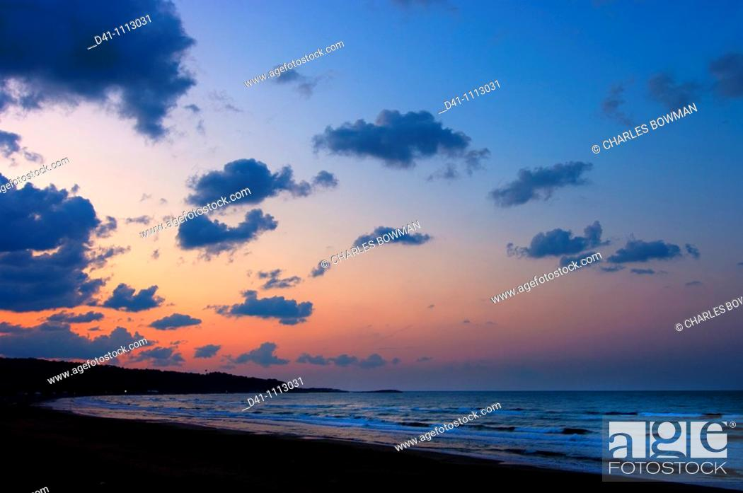 Stock Photo: Italy, Puglia, Gargano coast adriatic.