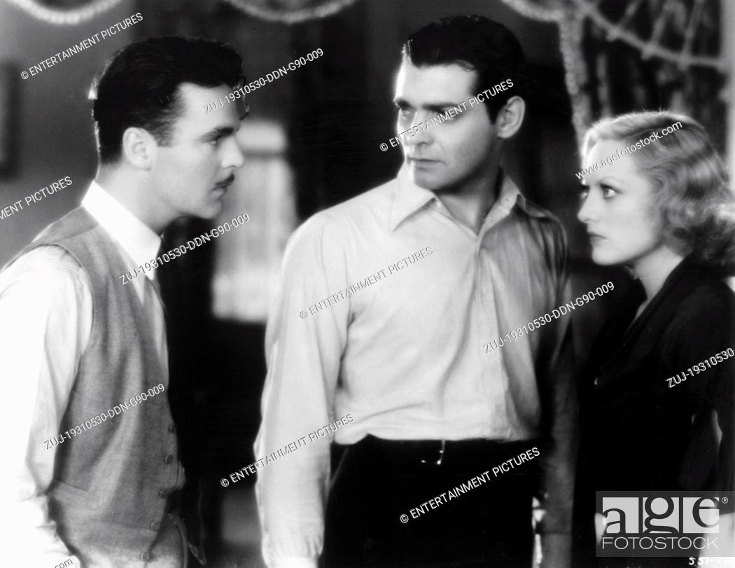 Stock Photo: RELEASED: May 30, 1931 - Original Film Title: Laughing Sinners. PICTURED: Actor NEIL HAMILTON, JOAN CRAWFORD. (Credit Image: © Entertainment.