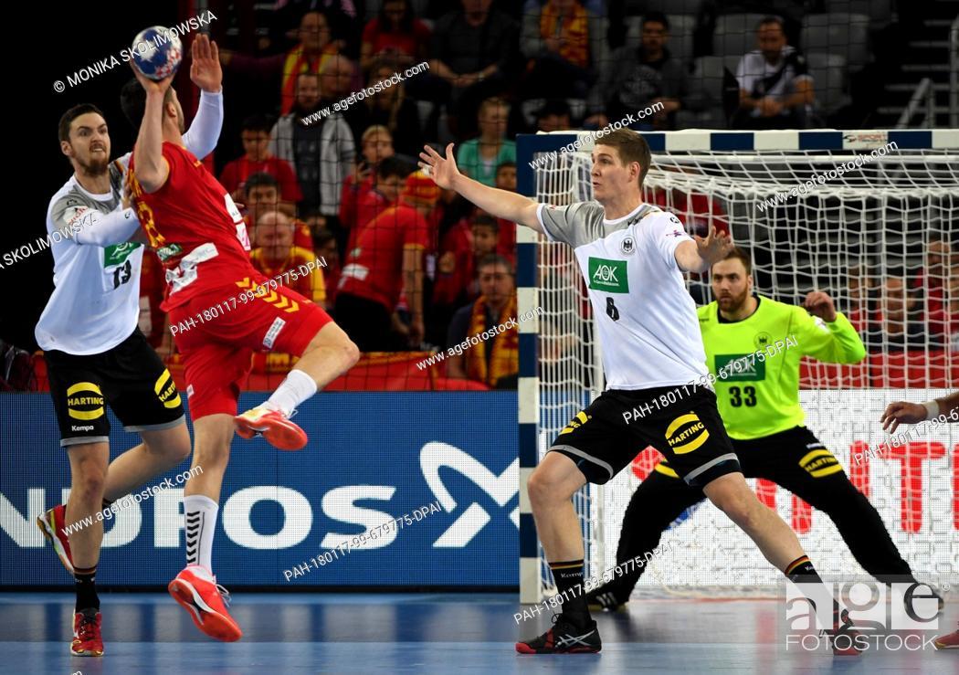 Germany S Finn Lemke 2 R And Hendrik Pekeler L In Action