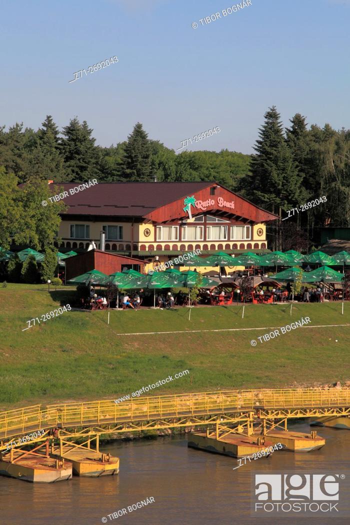 Imagen: Romania, Crisana, Arad, Mures River, Neptun leisure complex, .