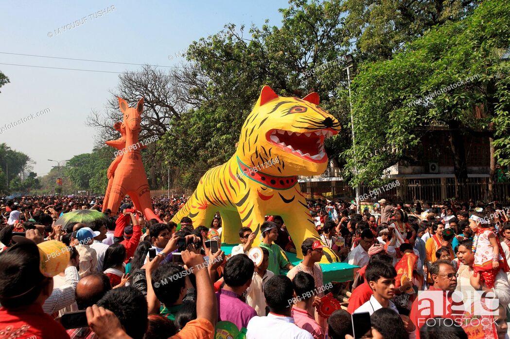 bengali new year 1418