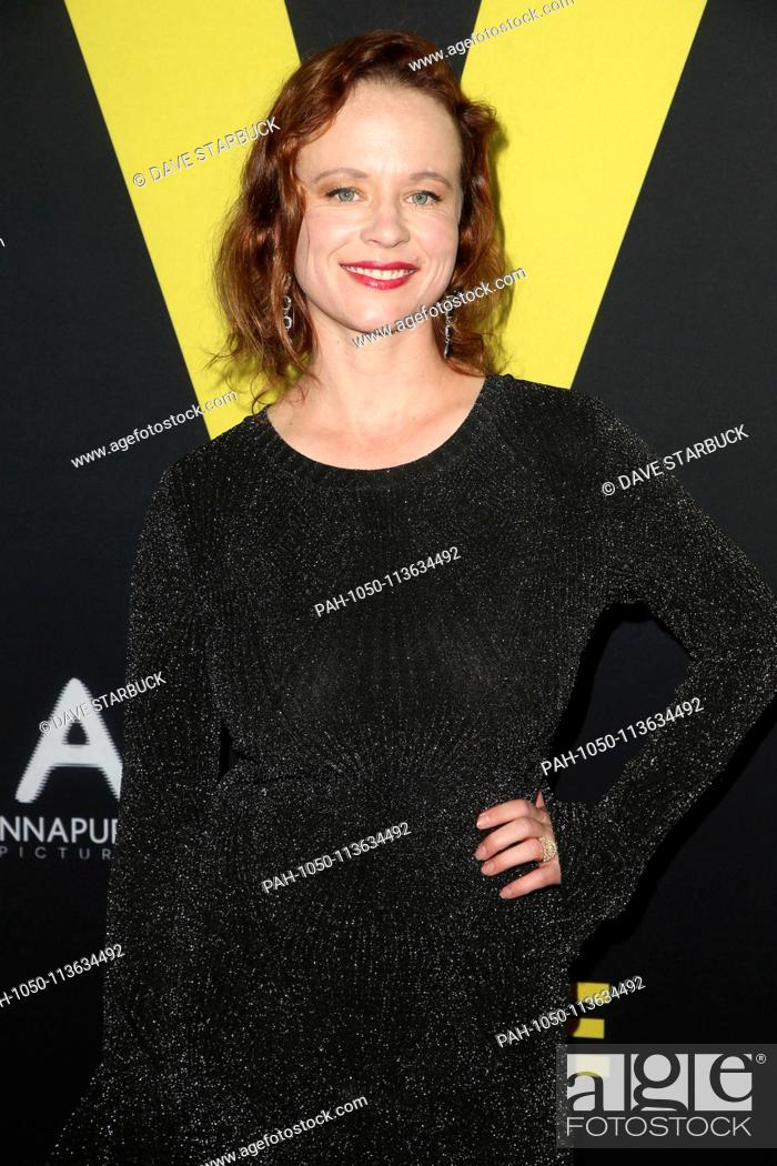 Thora Birch Attending The Vice World Premiere At The
