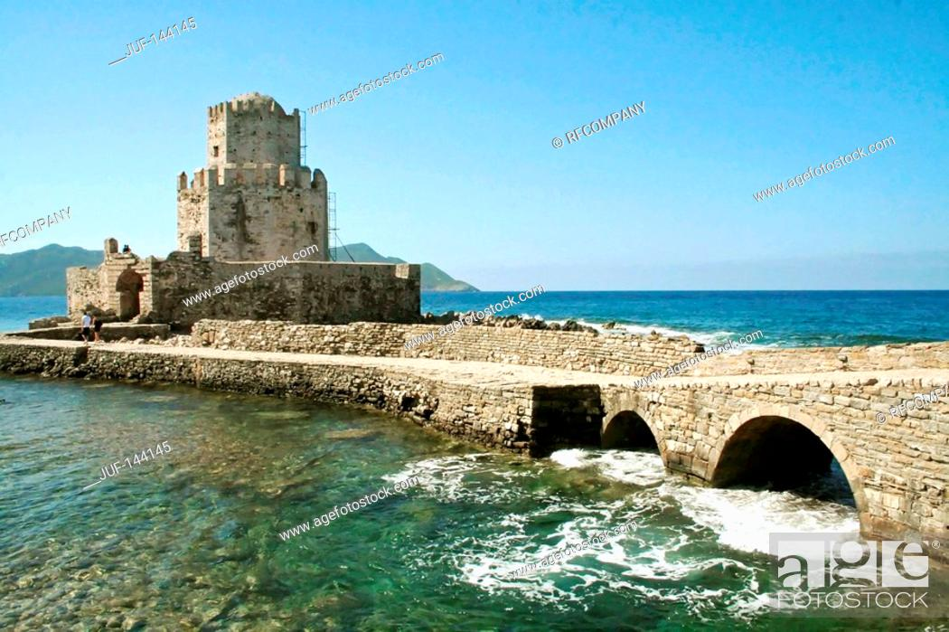 Stock Photo: Greece : Methoni.