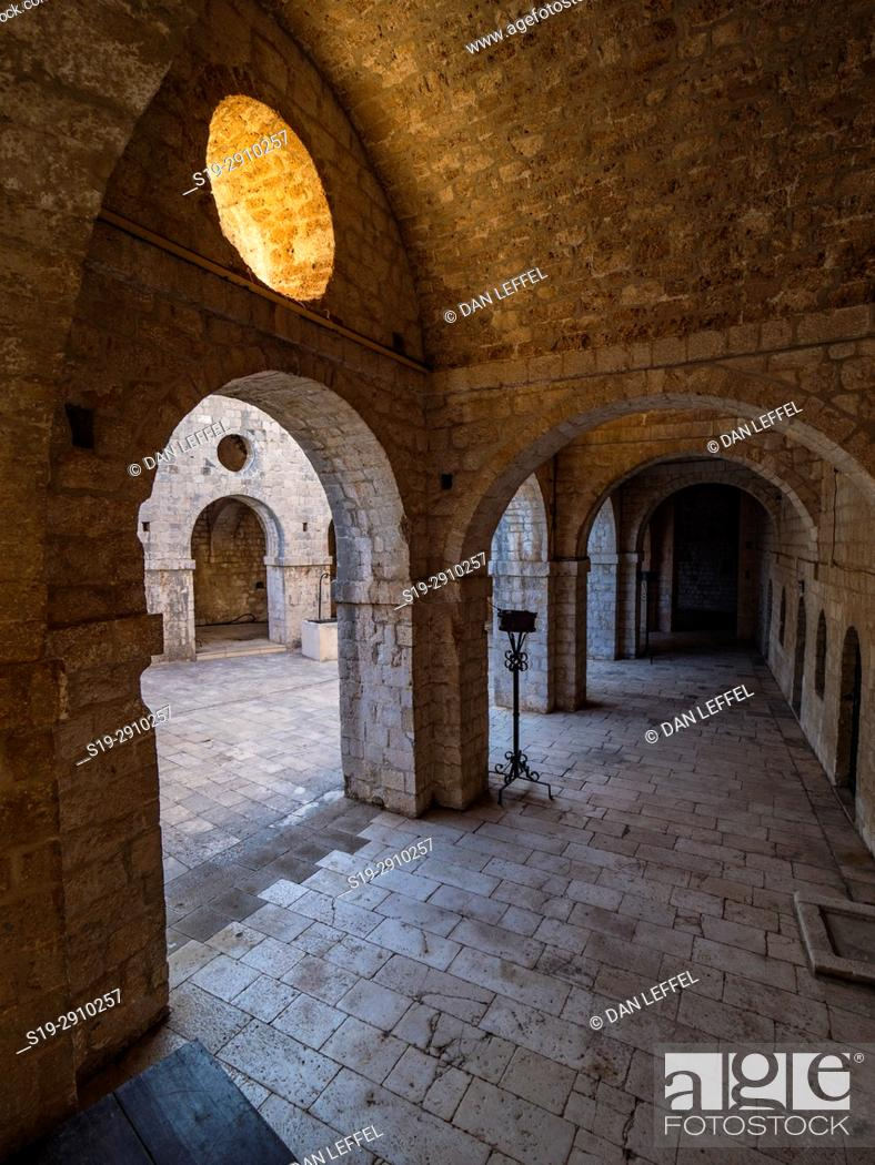 Imagen: Dubrovnik Fort Lovrijenac.