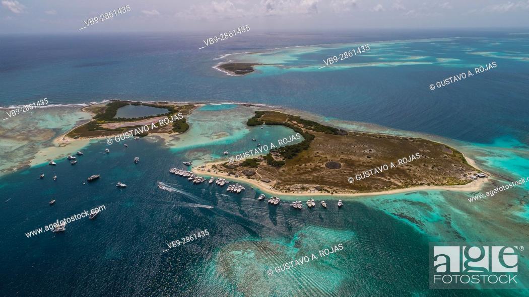 Imagen: franciskys island Los roques - venezuela.