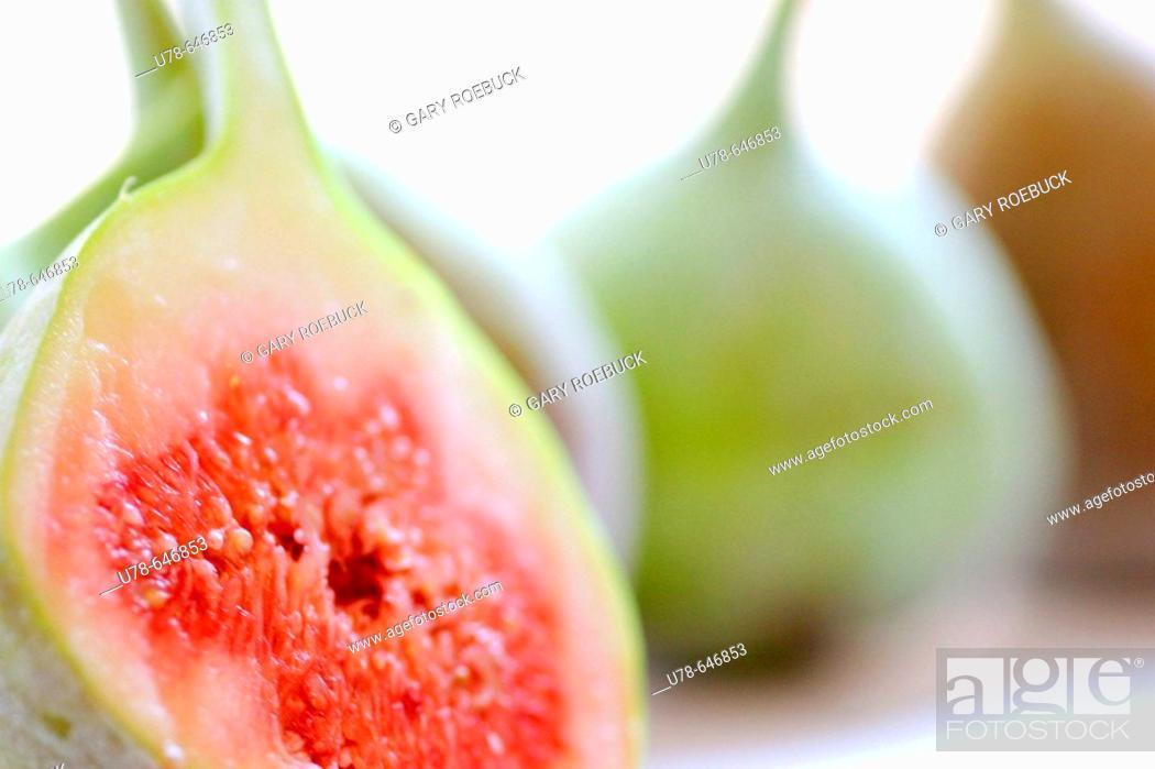 Stock Photo: figs.