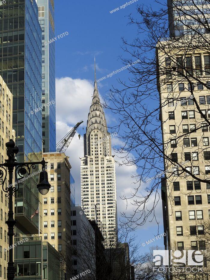 Stock Photo: New York City, USA, North America.