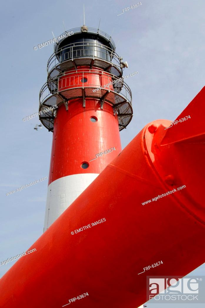 Stock Photo: Light house.