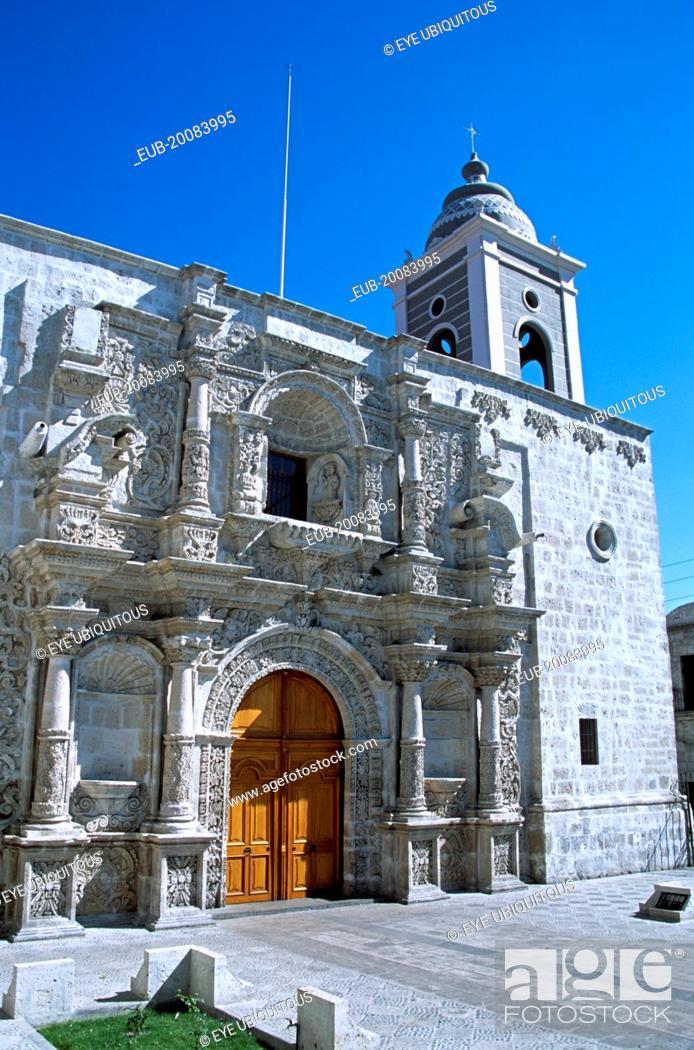 Imagen: Iglesia de San Agustin.