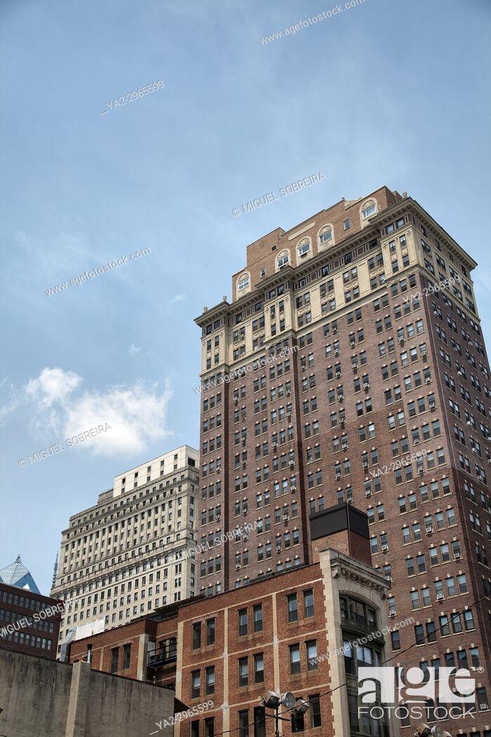 Imagen: Philadelphia High Rise Buildings - USA.