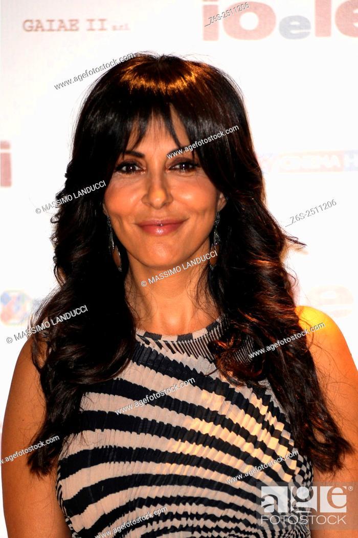 Imagen: Sabrina Ferilli; ferilli; actress; celebrities; 2015; rome; italy; event; photocall ; io e lei.