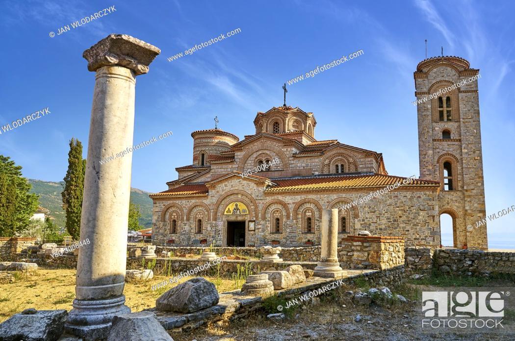 Imagen: Church Saint Panteleimon, Macedonia, UNESCO.