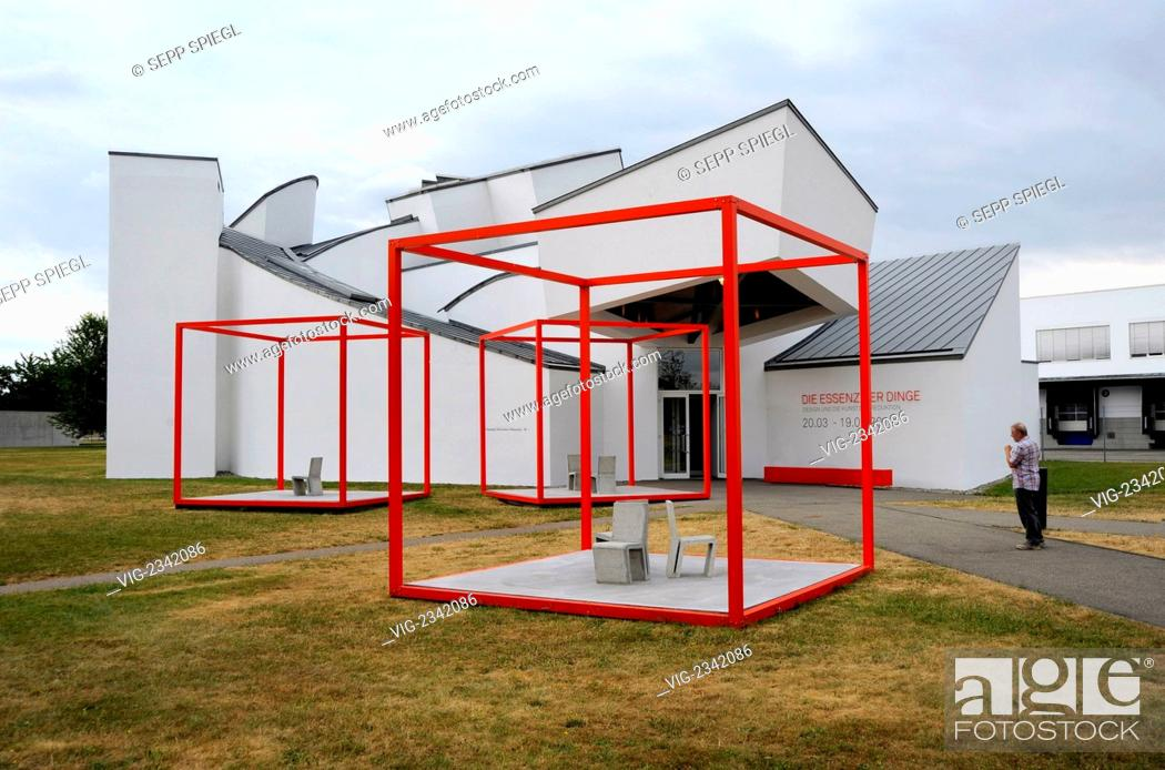Germany Weil Am Rhein 17 07 2010 The Vitra Design Museum Stock Photo Picture And Rights Managed Image Pic Vig 2342086 Agefotostock