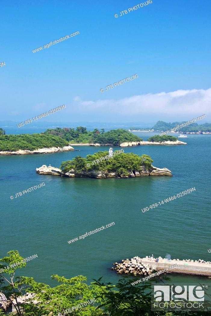 Stock Photo: Matsushima.