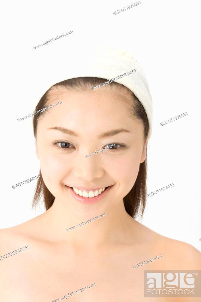 Stock Photo: Portrait of beauty.