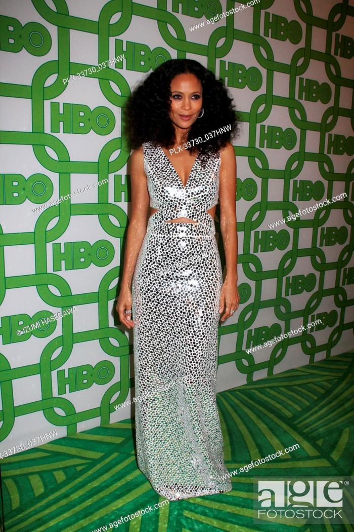 Imagen: Thandie Newton 01/06/2019 The 76th Annual Golden Globe Awards HBO After Party held at the Circa 55 Restaurant at The Beverly Hilton in Beverly Hills.