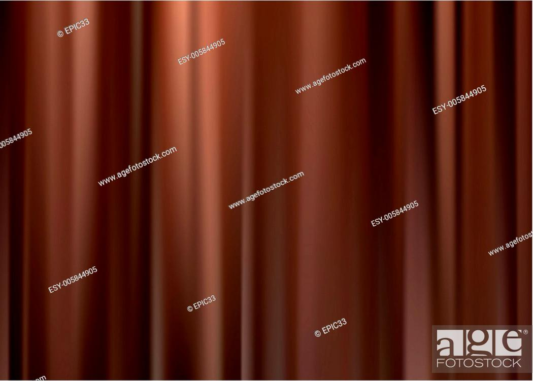 Stock Vector: Abstract chocolate background.