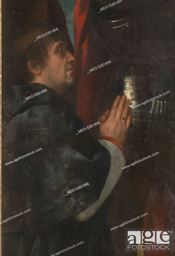 Imagen: Averoldi Polyptych, by Vecellio Tiziano known as Tiziano, 16th Century, 1520-1522, oil on panel.