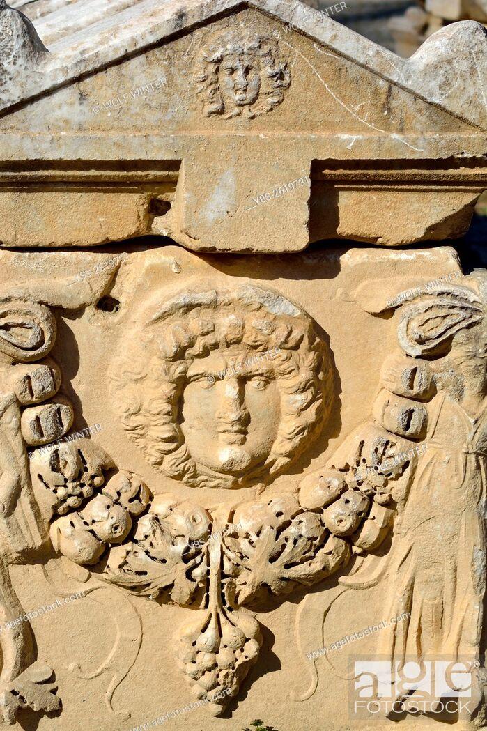 Stock Photo: Museum of Aphrodisias.