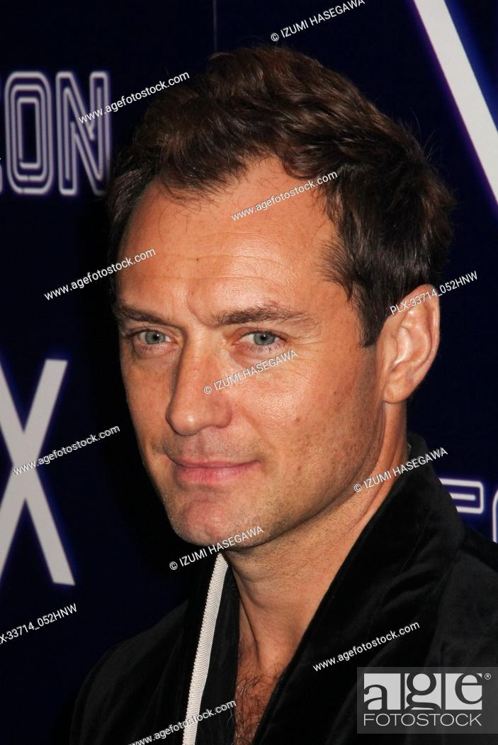 """Imagen: Jude Law 12/05/2018 The Los Angeles Premiere of """"""""Vox Lux"""""""" held at the Arclight Hollywood in Los Angeles, CA Photo by Izumi Hasegawa / HNW / PictureLux."""