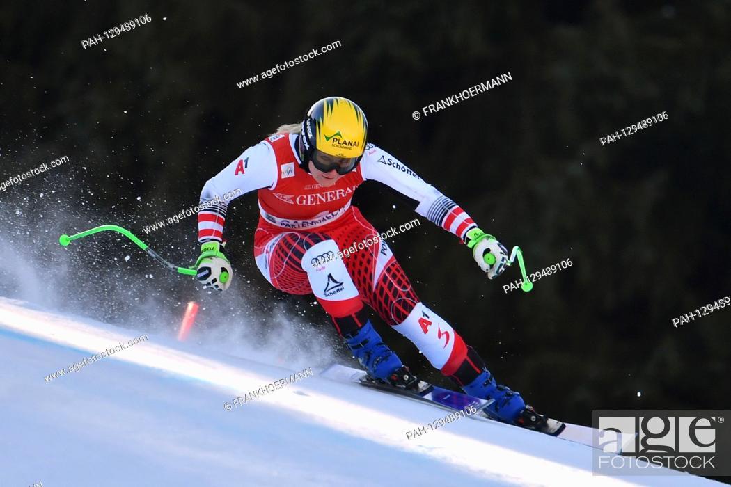 Tamara Tippler Aut Action Alpine Skiing Training Kandahar Race 2020 Women S Downhill Stock Photo Picture And Rights Managed Image Pic Pah 129489106 Agefotostock