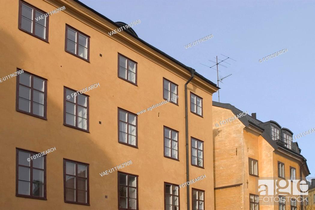 Stock Photo: building, structure, modern, establishment, windows, architecture.