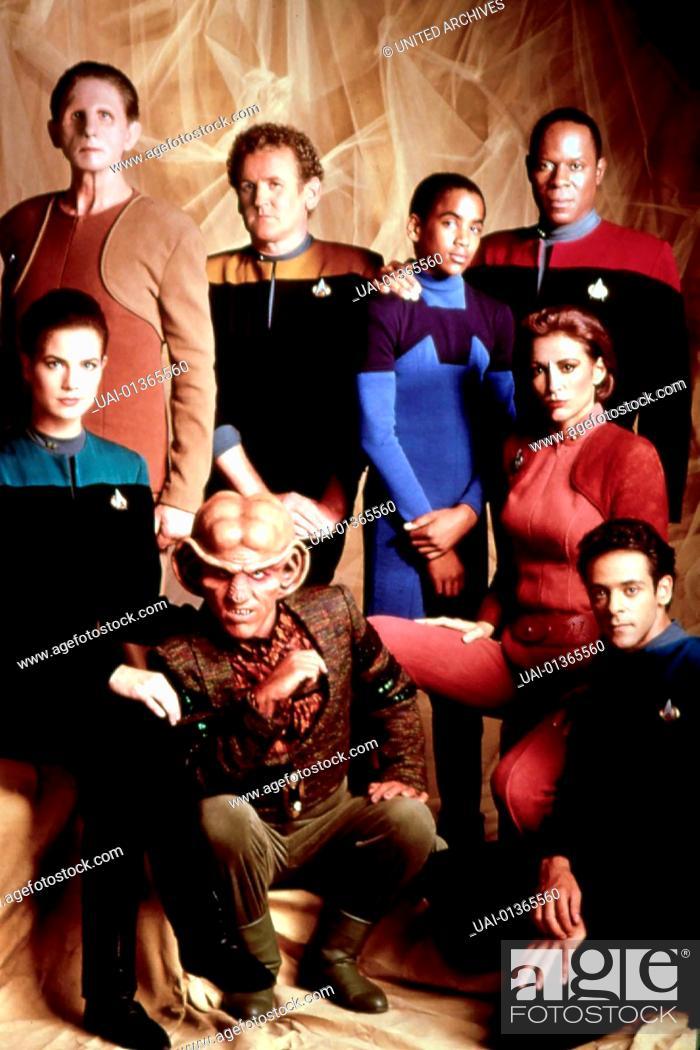 Lt Jadzia Dax Terry Farrell L Local Caption 1992 Star