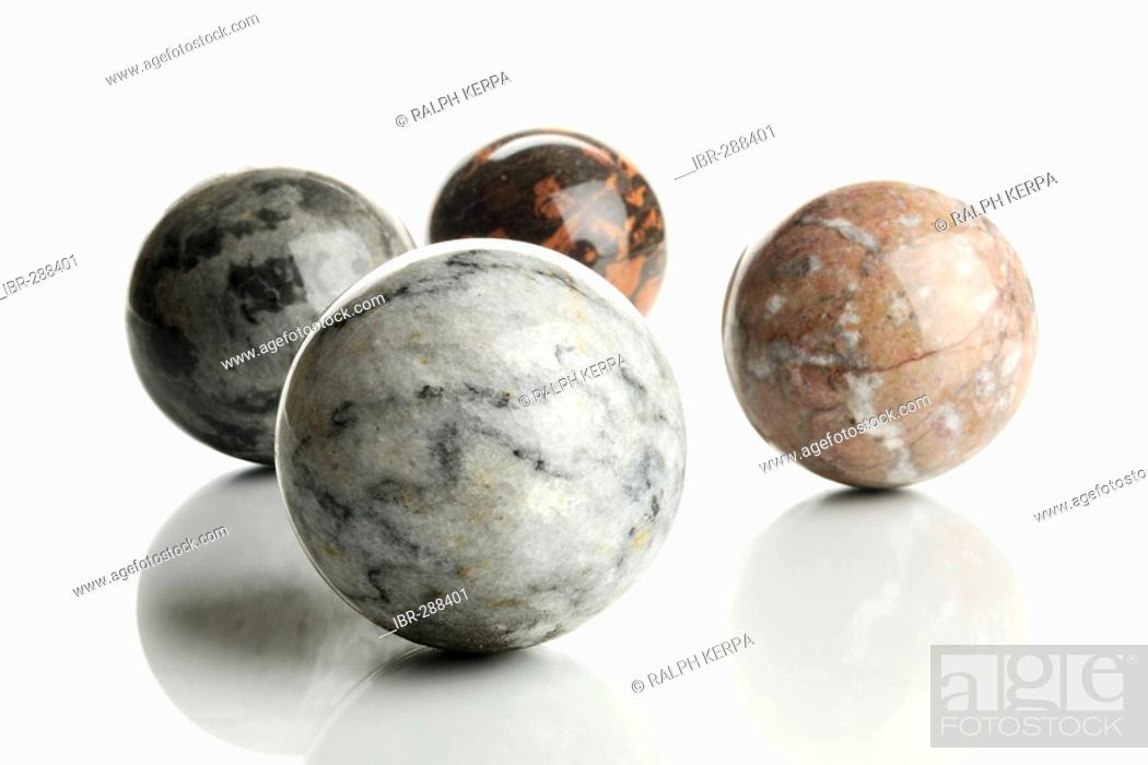 marble balls stock photo picture and rights managed image pic ibr 288401 agefotostock 2