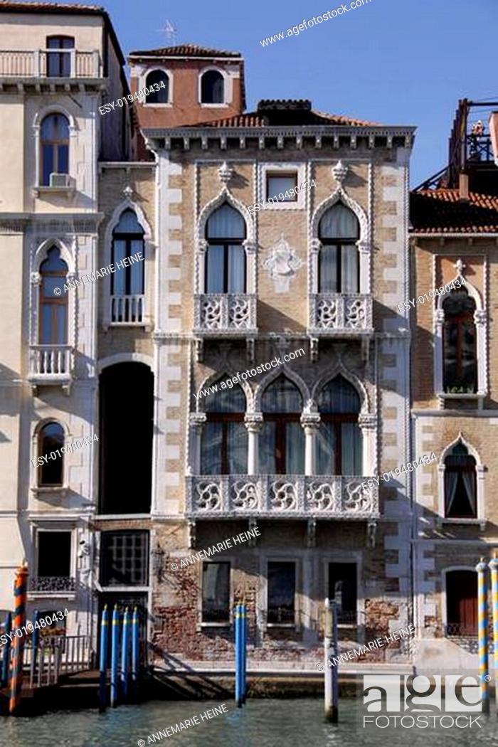 Imagen: Canal Grande in Venedig.